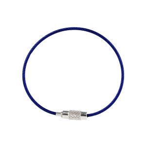 Cable Ring Blue