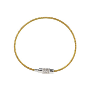 Cable Ring Yellow