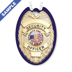 Shield Tag Sample